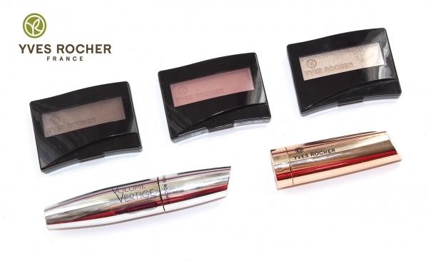 Nouveautés maquillage chez Yves Rocher