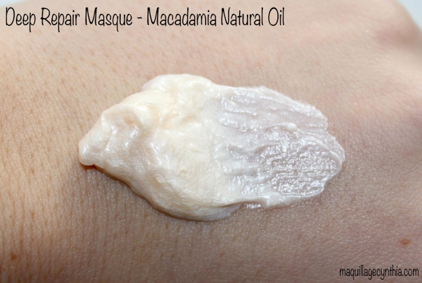 Deep Repair Masque de Macadamia Natural Oil