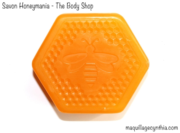 Savon Honeymania The Body Shop