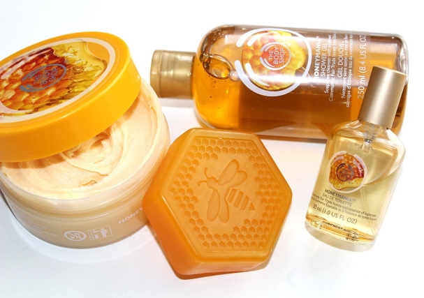 The Body Shop : nouvelle collection Honeymania