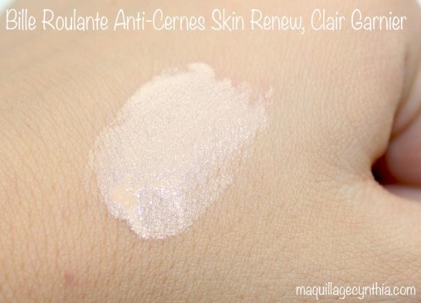 Swatch Bille Roulante Anti-Cernes Skin Renew Garnier