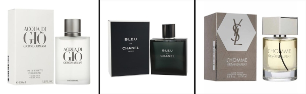 Mes autres parfums pour homme préférés