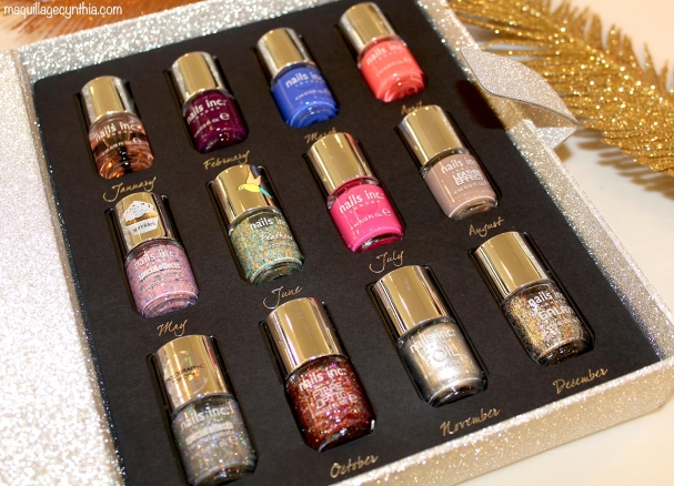 My Nail Polish Diary de Nails Inc.