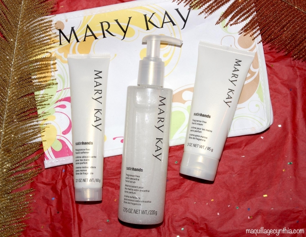 Kit Satin Hands de Mary Kay