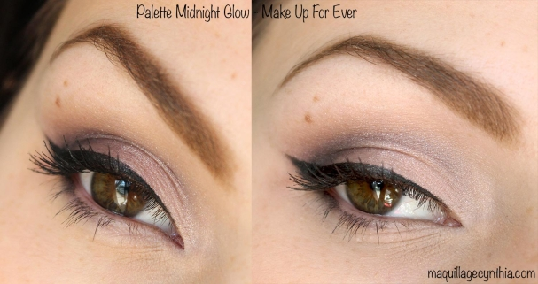 Palette Midnight Glow