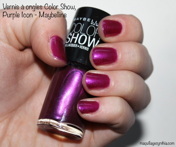 Vernis à ongles Color Show