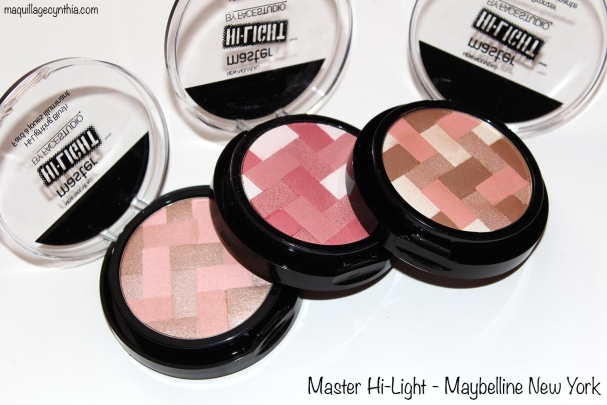 Master Hi-Light Maybelline New York