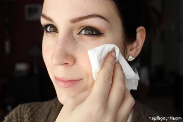 Préparer la peau adéquatement