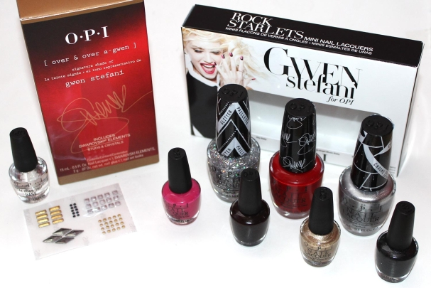 Collection Gwen Stefani pour O.P.I.