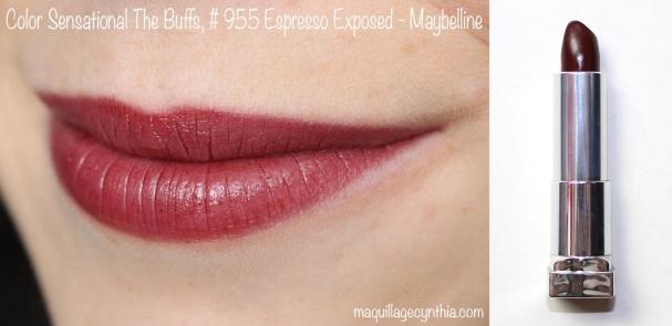 # 955 Espresso Exposed