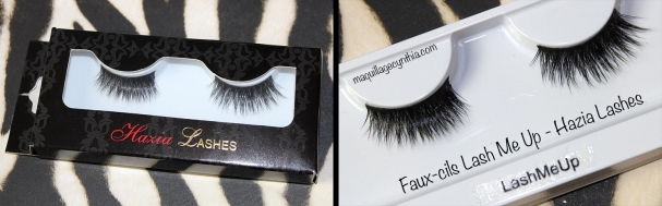 Lash Me Up d'Hazia Lashes