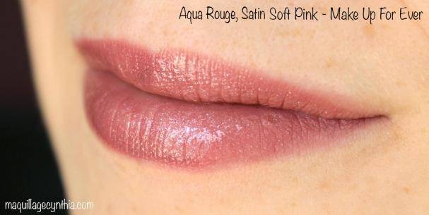 Aqua Rouge de Make Up For Ever