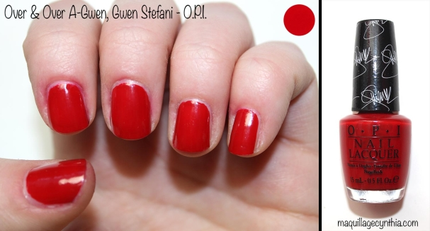 Over & Over A-Gwen