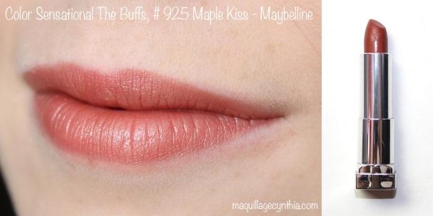 # 925 Maple Kiss