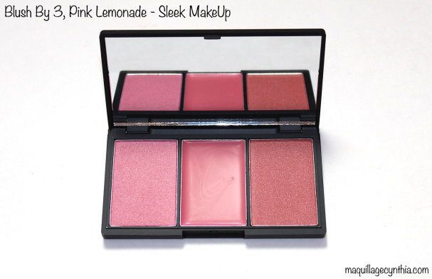 Blush By 3 en Pink Lemonade