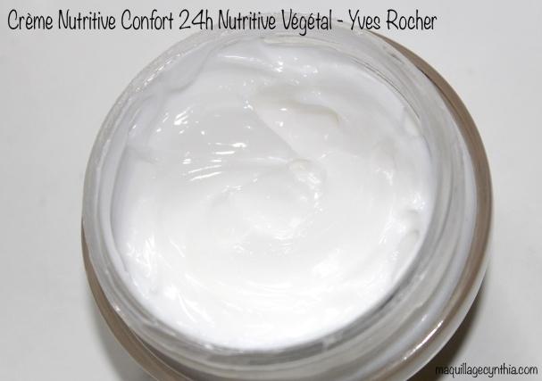 Crème Nutritive Confort 24h