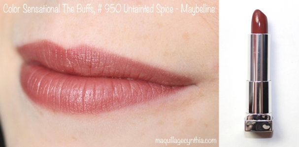 # 950 Untainted Spice