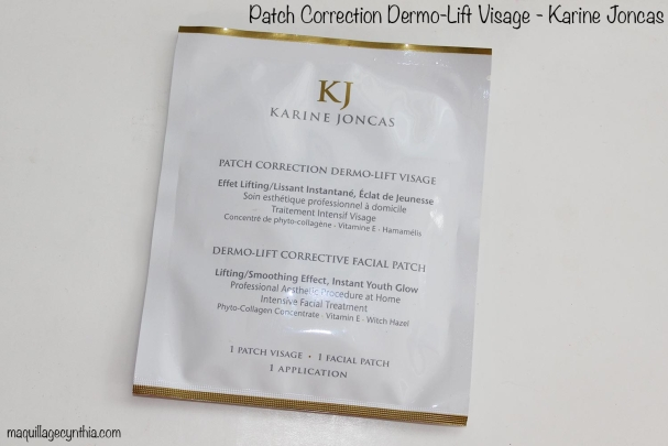Patch Correction Dermo-Lift Visage
