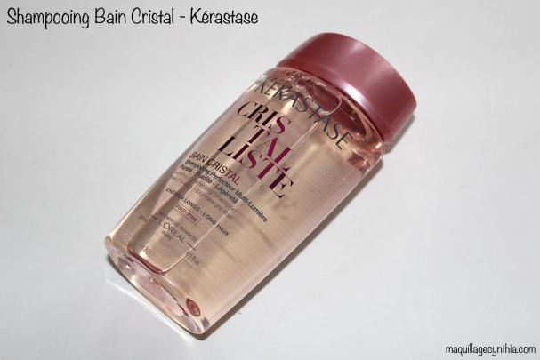 Shampooing Bain Cristal