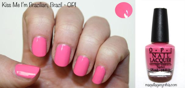 Kiss Me I'm Brazilian