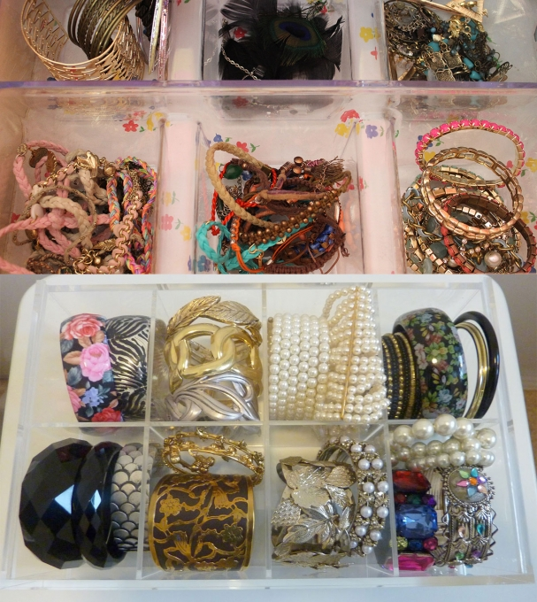 Rangement bracelets