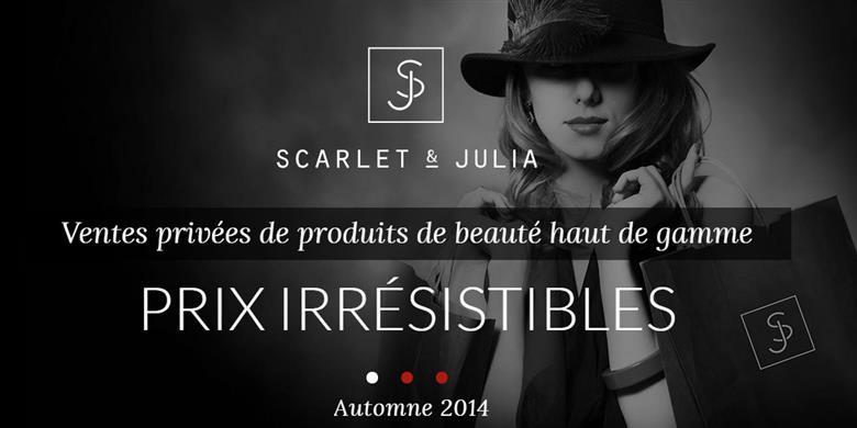 scarlet & julia logo
