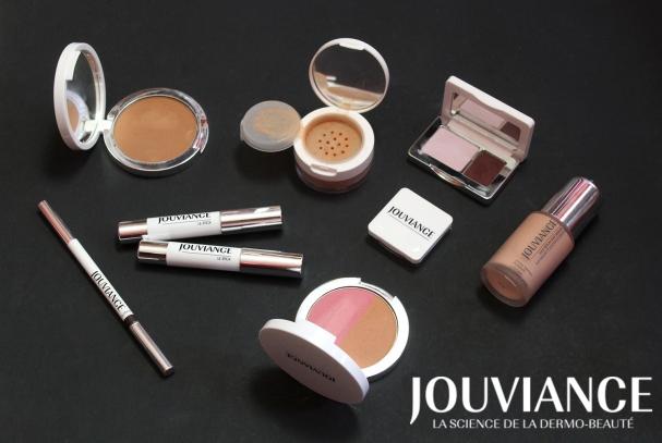 Mon avis sur le maquillage Jouviance