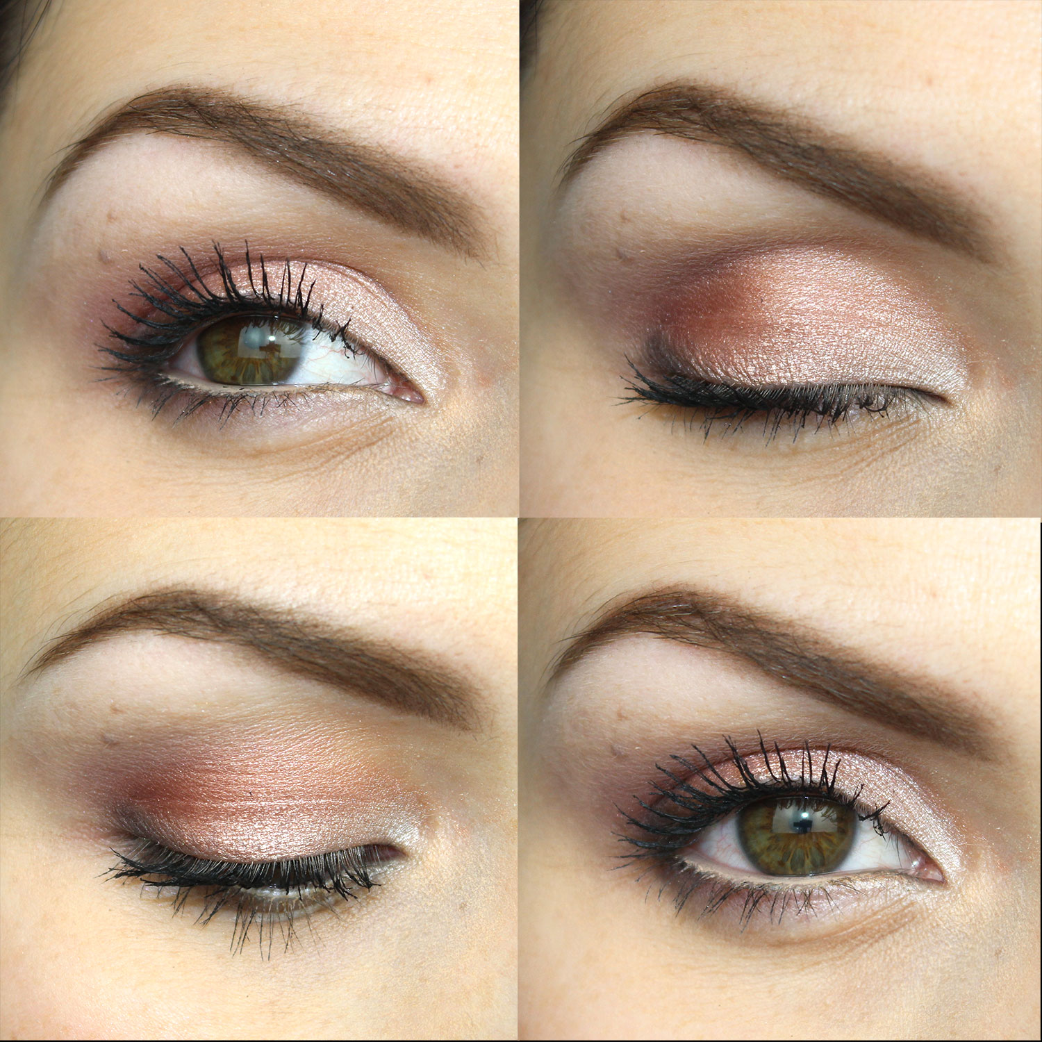 Tutoriel maquillage doux printemps