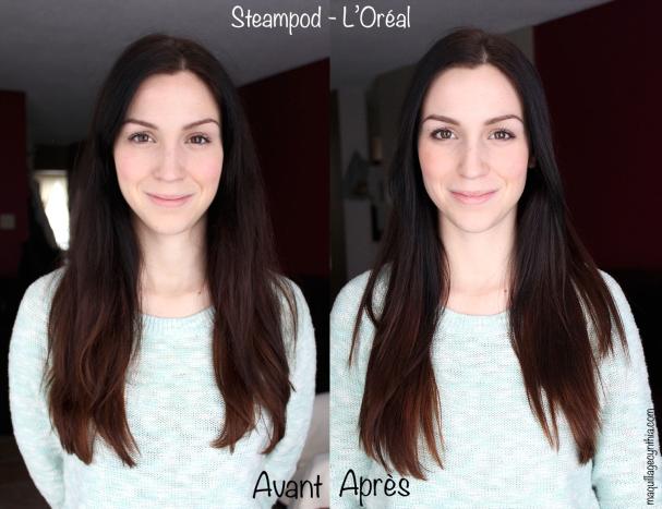 Steampod de L'Oréal