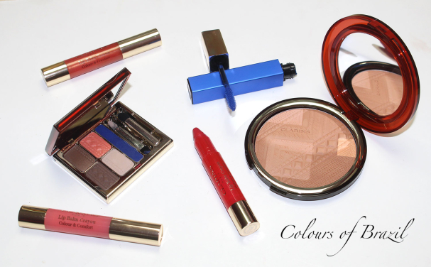 Collection été Colours of Brazil de Clarins