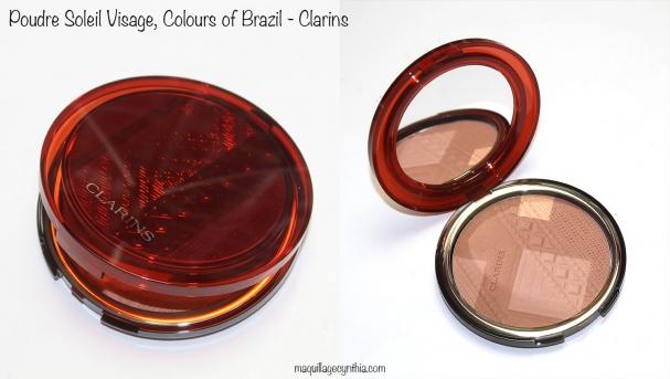 Poudre Soleil Visage Colours of Brazil