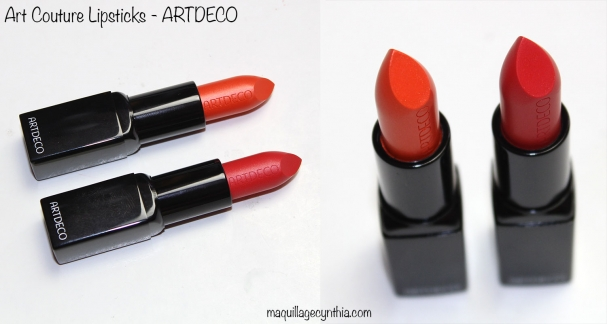 Art Couture Lipsticks