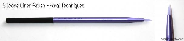Silicone Liner Brush