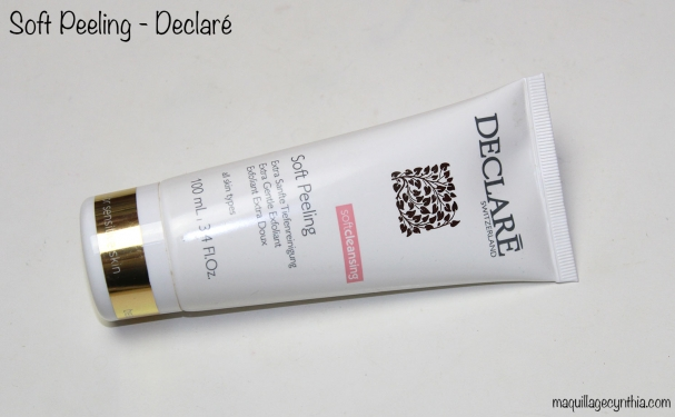 Soft Peeling - Soin exfoliant douceur