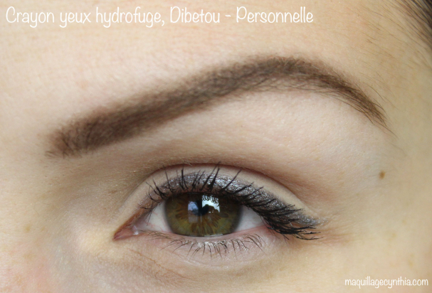 Crayon yeux hydrofuge Personnelle