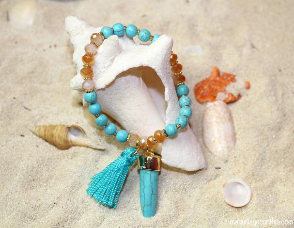 Bracelet Turquoise Stone