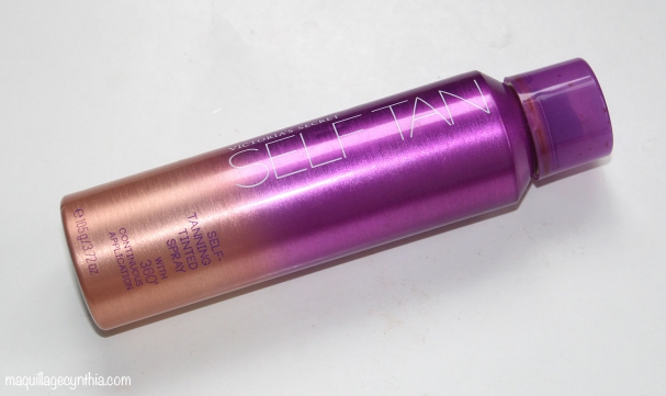 Self-Tanning Tinted Spray