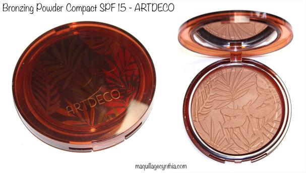 Bronzing Compact Powder SPF 15
