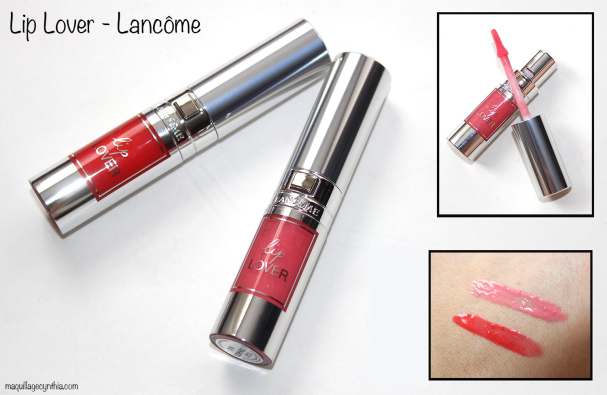 Lip Lover de Lancôme swatch