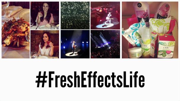 Ma soirée de rêve #FreshEffectsLife