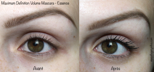 Maximum Definition Volume Mascara