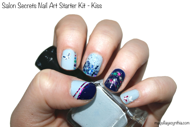 Salon Secrets Nail Art Starter Kit