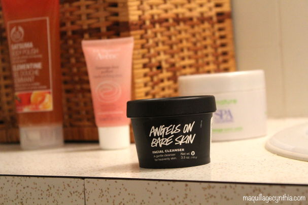 Angels On Bare Skin de Lush