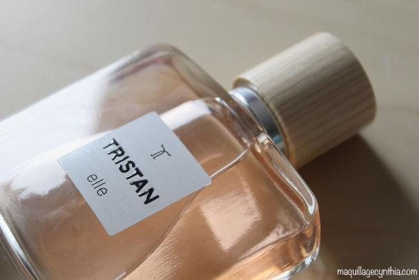 Eau de parfum Elle de Tristan