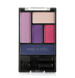 Palette 5 fards COLOR ICON de Wet n Wild
