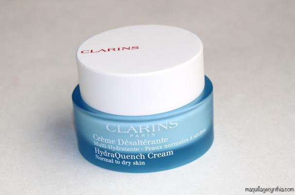 Crème Désaltérante Multi Hydratante Clarins