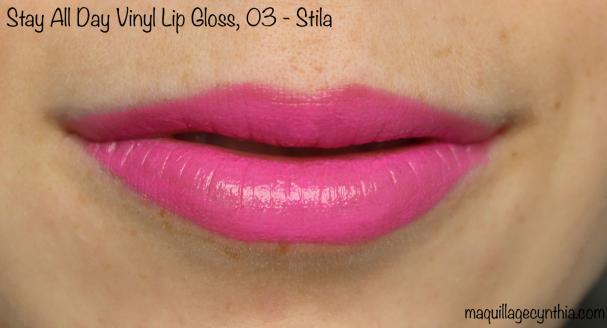Hot Pink Vinyl 03 est un rose froid bonbon avec des sous-tons mauves, moyennement pâle