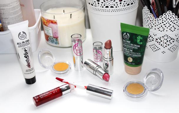 Nouveautés maquillage été 2014 - The Body Shop