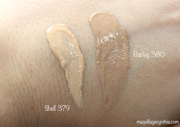 Fond de teint Bare Skin