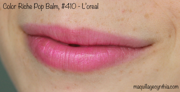 Color Riche Pop Balm